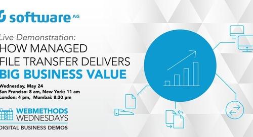 How MFT Delivers Big Business Value