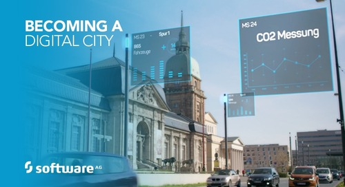 The Key to Becoming a Digital City