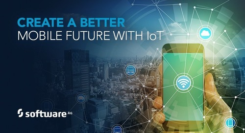 IoT Helps to Create a Better Mobile Future