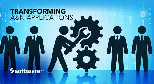 Optimizing, Modernizing, Transforming A&N Applications