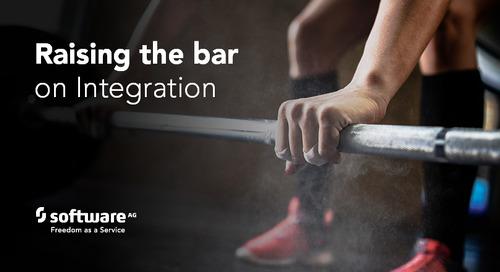 webMethods 10.4 Raises the Bar on Integration