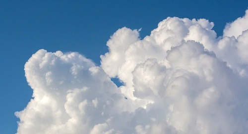 Cloud makes uncertainty less uncertain