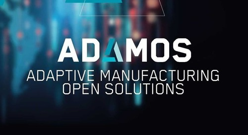 ADAMOS:Taking the IIoT into New Dimensions