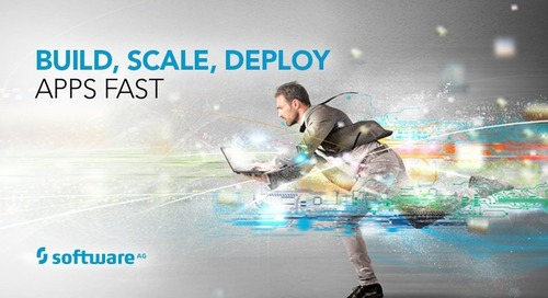 How to Build, Scale and Deploy Applications - Fast