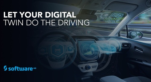 Put your Digital Twin in the Driver's Seat