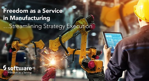What does Freedom as a Service Mean to Manufacturers?