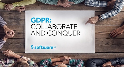 GDPR: Collaborate and Conquer