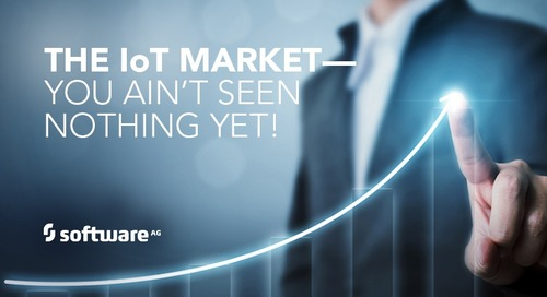 The IoT Market – You Ain't Seen Nothing Yet!