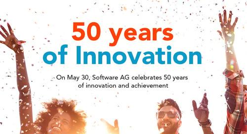Celebrating 50 Years Bold!