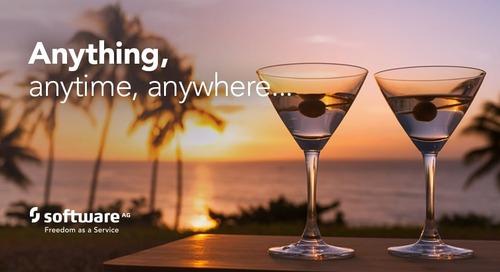 IIoT: Which comes first - Martini or Bikini?