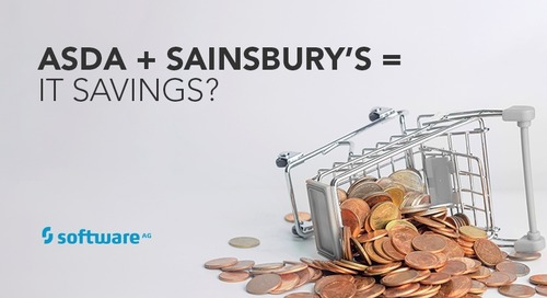 Thoughts on the Asda/Sainsbury's Merger