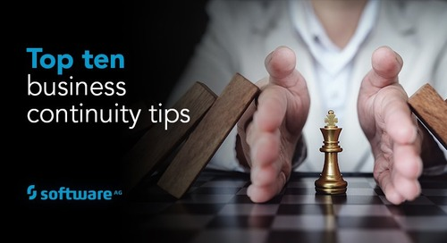 Keep Calm and Carry on Business Continuity