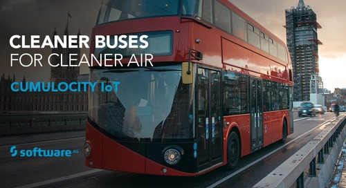 Powering Cleaner Buses for a Greener London
