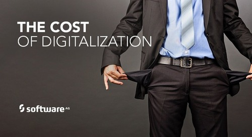 Digitalization: Nothing Comes from Nothing
