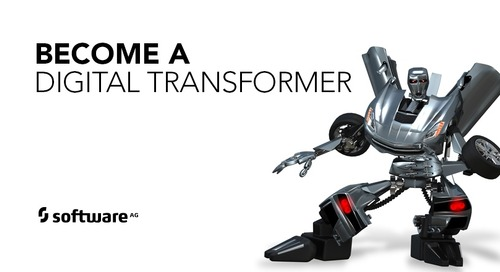 Forrester Wave Highlights Digital Transformers