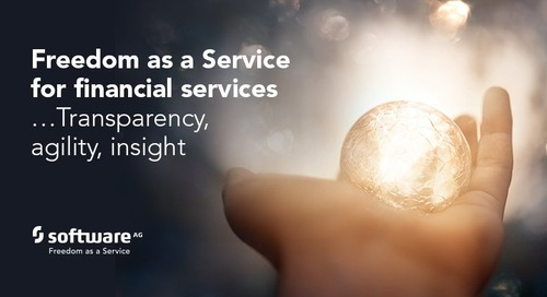 What does Freedom as a Service Mean for Financial Services?
