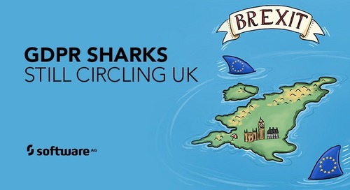 Post Brexit, GDPR Sharks Still Circle UK