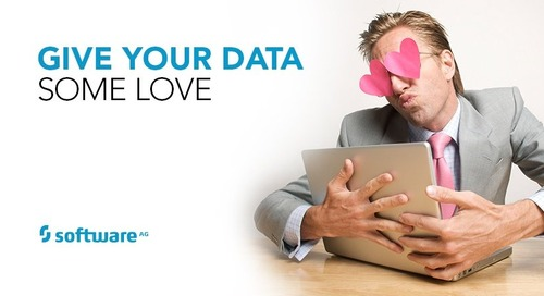 GDPR: Fall back in love with your data