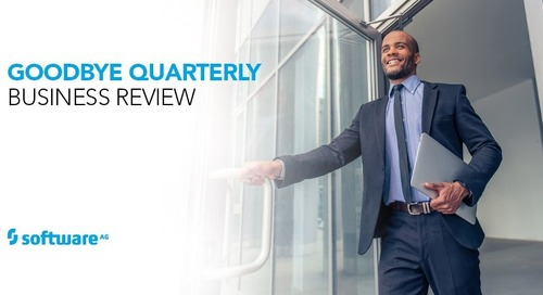 Death of the Quarterly Business Review