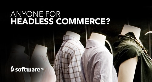 Headless Commerce. Really?