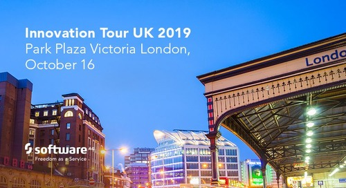 Join us! UK Innovation Tour 2019