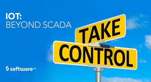 Take SCADA to the Next Level with IoT