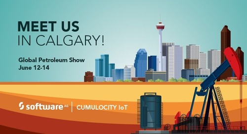Join us at the Global Petroleum Show in Calgary