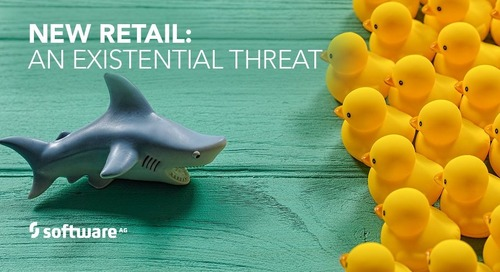 """Is """"New Retail"""" Posing an Existential Threat?"""