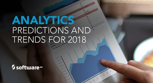 SIX PREDICTIONS FOR REAL-TIME ANALYTICS IN 2018