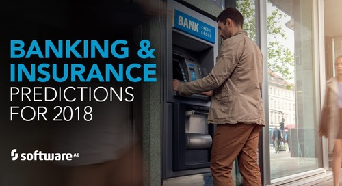 2018: A New Era of Innovation in Banking and Insurance