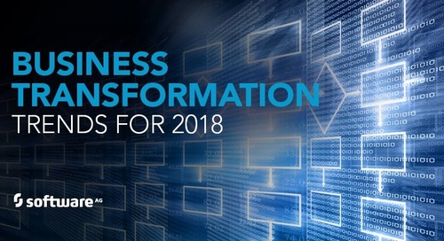 Five Rocking Predictions for Business Transformation