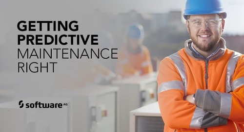 Getting Predictive Maintenance Right
