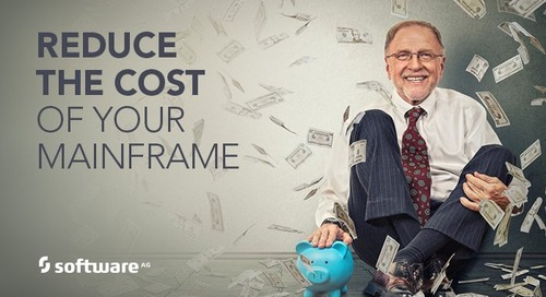 Reduce Operational Costs for Mainframes