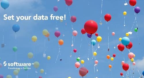 Free your data with webMethods.io API