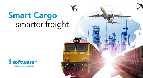 Telematics Solution Keeps Track of Rail Freight