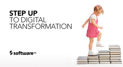 Step up to Digital Transformation