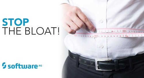 IT Transformation in Manufacturing: Stop the Bloat