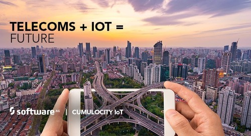IoT is the Future of Telecoms