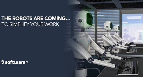 RPA: Robot Help is on its Way