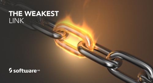 The Weakest Link can Break the Strongest Chain