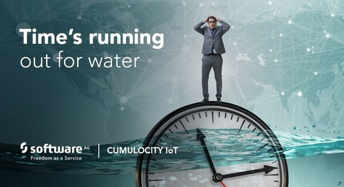 Smart Water Management? It's about Time.