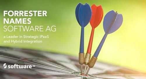 Software AG is Making Integration Easier