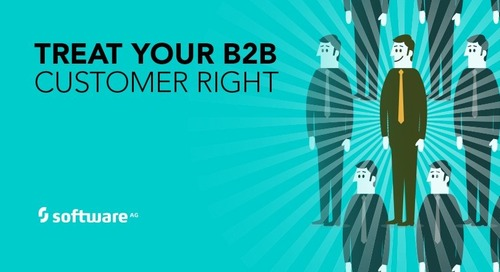 Treat Your B2B Customer like a B2C Consumer