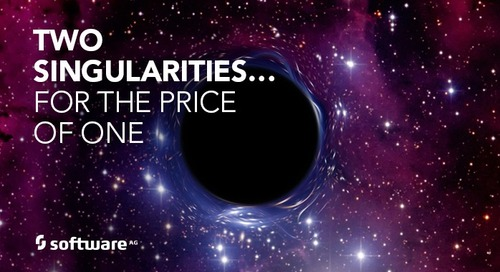 AI: Two Singularities for the Price of One