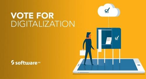 Why weShouldVote for Digitalization