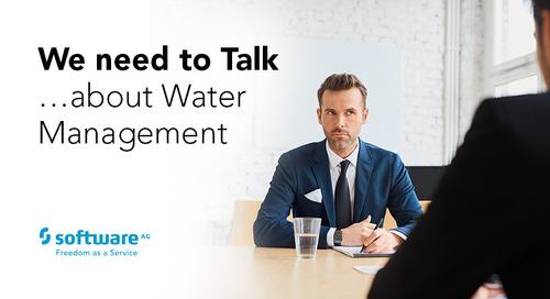 Digital + Water = Operational Transformation