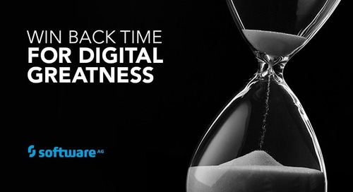 Win Back Time for Digital Greatness