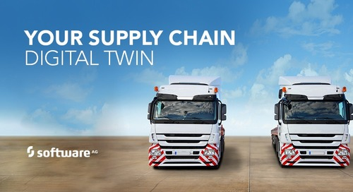 Using Digital Twins in Supply Chain