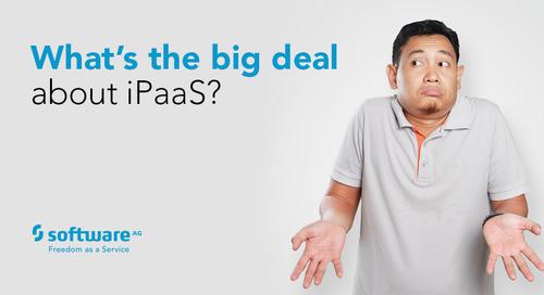 Five reasons why you need iPaaS