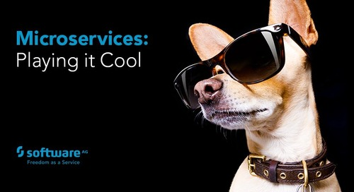 APIs Might be Hot, but Microservices are Cool!